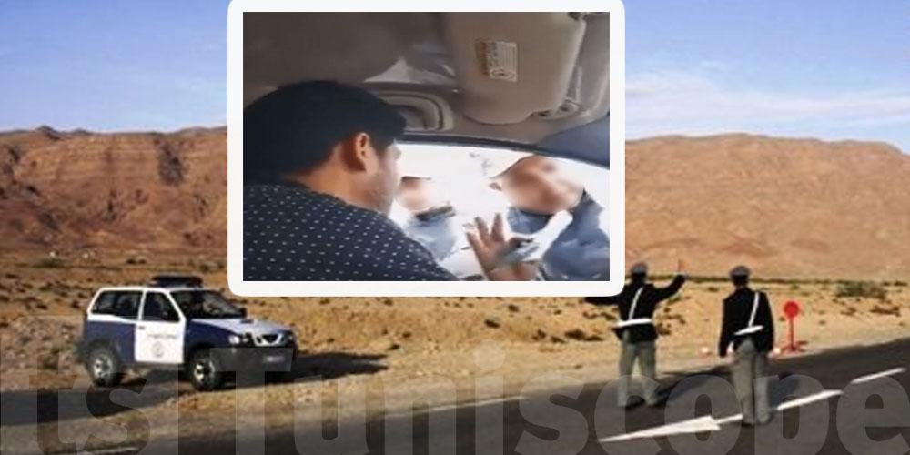 Tunisie : Arrêté pour avoir tenté donner un pot de vin aux policiers