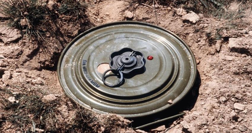 قفصة: إصابة عسكري في انفجار لغم بجبل عرباطة