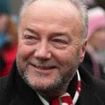 Le député Britannique Georges Galloway agressé par un pro-israélien à Londres
