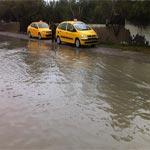 En photos : Inondations à Gammarth