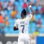 كان 2015:غانا تتأهل لنصف نهائي للمرة الخامسة على التوالي