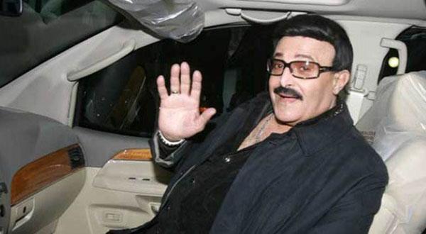 نقل الفنان المصري سمير غانم للمستشفى اثر تعرضه لوعكة صحية