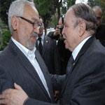 هل بحثت الجزائر وساطة الغنوشي لحل النزاع المسلح في ليبيا ؟