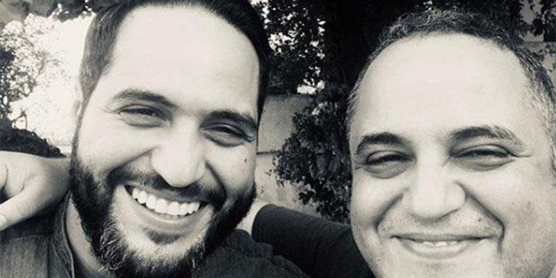 بكلمات مؤثرة، أمين ڨارة ينعى شقيقه العقيد في الحرس الوطني مناف قارة