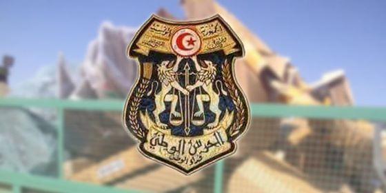 Saisie de voitures volées et pièces détachées à Sidi Bouzid