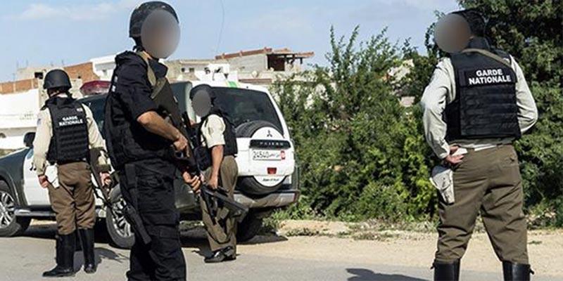 مدنين: ضبط 04 شاحنات نقل خفيف محمّلة ببضاعة مهرّبة