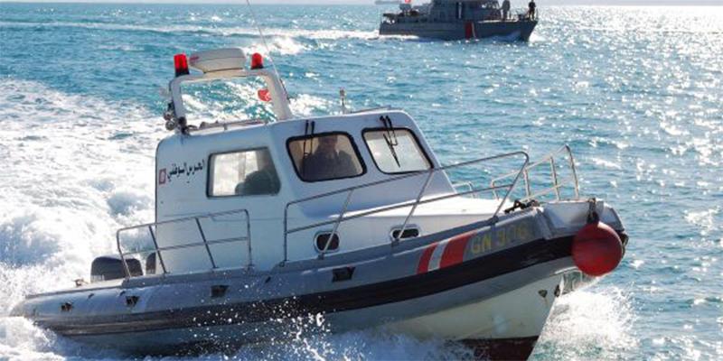 الهوارية : ضبط 9 أشخاص من أجل إجتياز الحدود البحرية خلسة