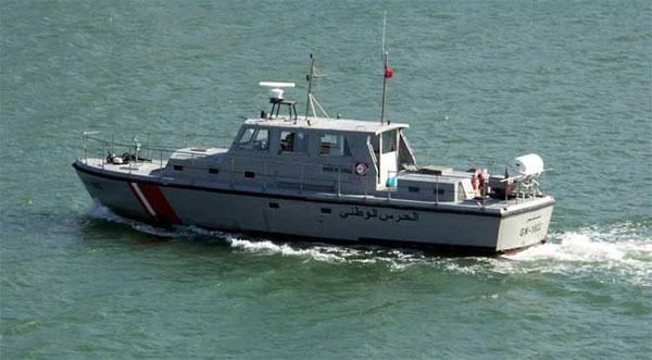 البقالطة : إحباط عملية إجتياز الحدود البحرية خلسة