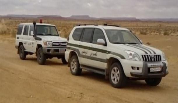 القبض على 13 شخصا من جنسيات مختلفة كانوا يعتزمون اجتياز الحدود التونسية خلسة نحو ليبيا