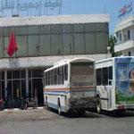 دخول ستون عاملا بالشركة الجهوية للنقل بالقصرين في اضراب جوع