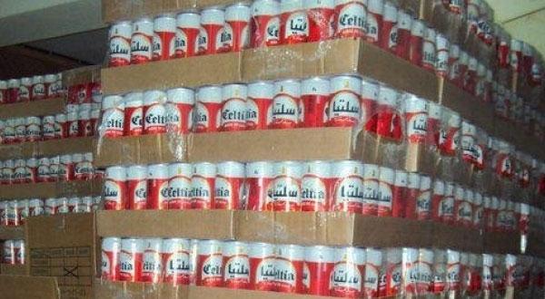القصرين :حجز أكثر من 4 الاف علبة من المشروبات الكحولية المعدة للتهريب