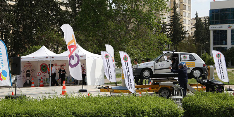 GAT ASSURANCES organise deux journées sur le thème de la prévention routière