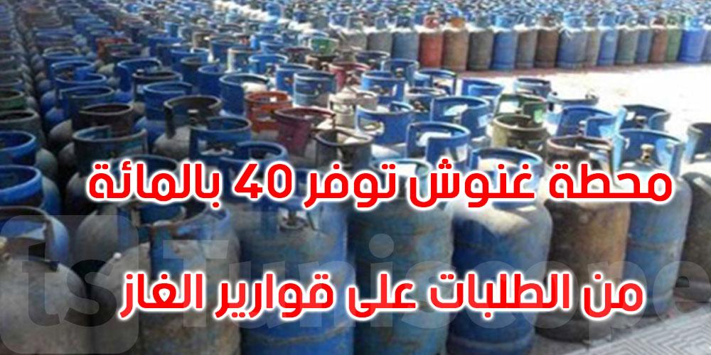 وزيرة الصناعة: تم توفير 12 شحنة من الغاز لكن الاحتجاجات حالت دون تعبئتها