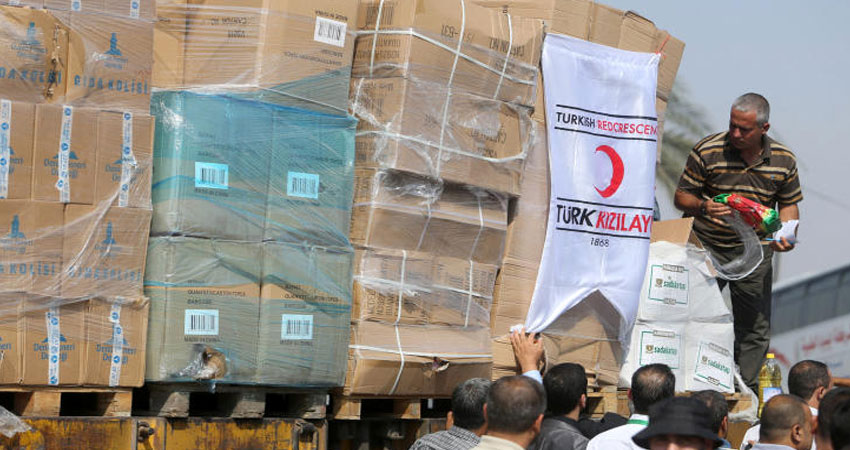 مصر وإسرائيل ترفضان هبوط طائرات تركية لنقل جرحى غزة