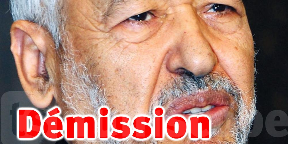Tunisie-officiel : D'autres démissions au sein d'Ennahdha