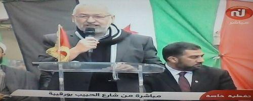 Ghannouchi : L'appel à un gouvernement de technocrates est un renversement contre la légitimité