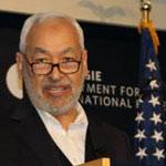 En Photos : Rached Ghannouchi à Washington pour des conférences et… des rencontres
