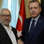 راشد الغنوشي يتحول إلى تركيا لتهنئة أردوغان