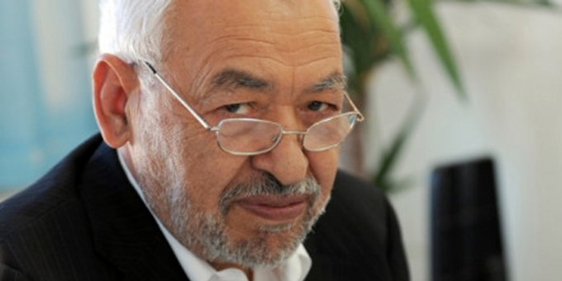 Ghanouchi prendra la tête des intentions de votes si jamais il est candidat, assure Ajmi Lourimi