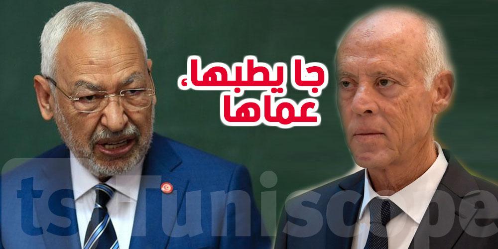 Salem Labiadh : Ghannouchi veut s'approprier les prérogatives de Saied