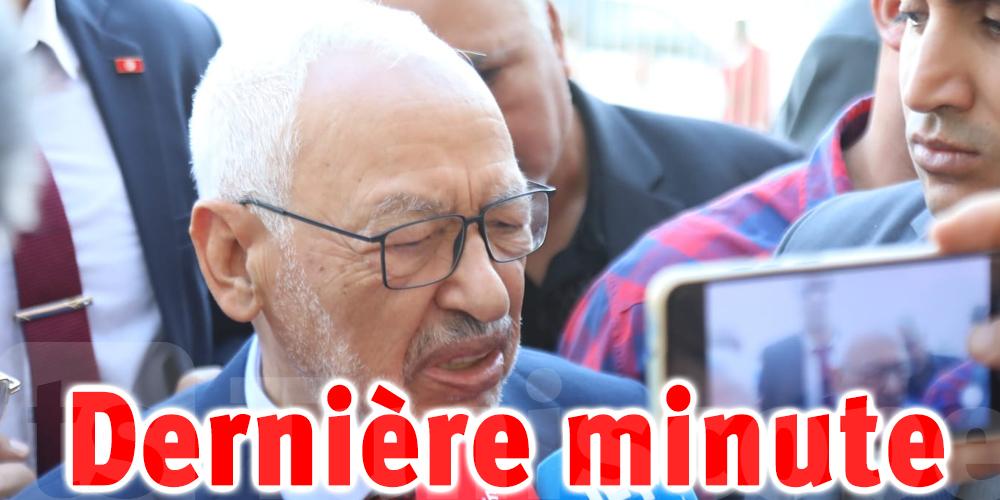 راشد الغنوشي: نبحث عن أوسع التحالفات ولا نرى مصلحة في سقوط نداء تونس
