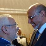 Photo du jour : Rached Gannouchi, Hamadi Jebali… les retrouvailles ?