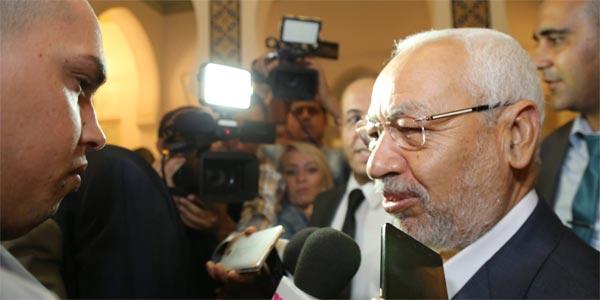 Rached Ghannouchi : Les problèmes du Maroc seront résolus par la loi