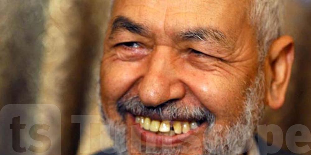 Tunisie-officiel : Voilà pourquoi Ghannouchi est parti à l'hôpital