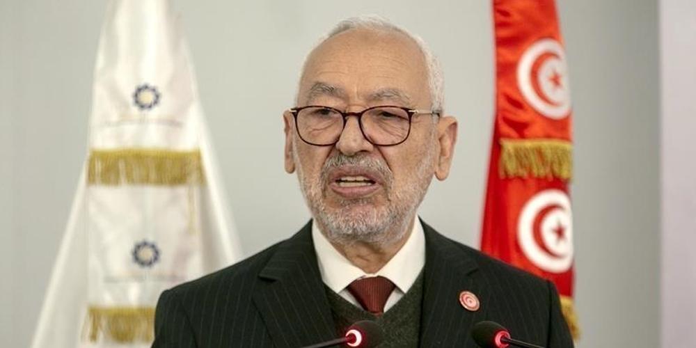 Ghannouchi quitte l'hôpital