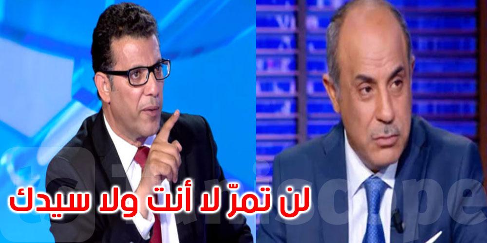 منجي الرحوي لمحمد الغرياني: كان كرمت لحيتك كان خير لك