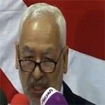 Rached Ghannouchi : Nous sommes pour un gouvernement d'union nationale et un Président consensuel