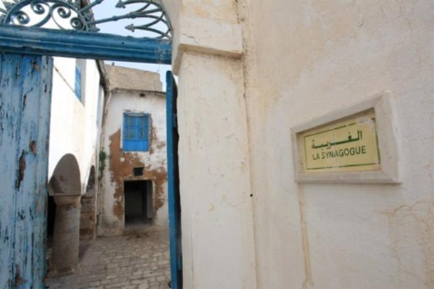 Le Kef : Lancement des travaux de restauration de la Synagogue de la Ghriba
