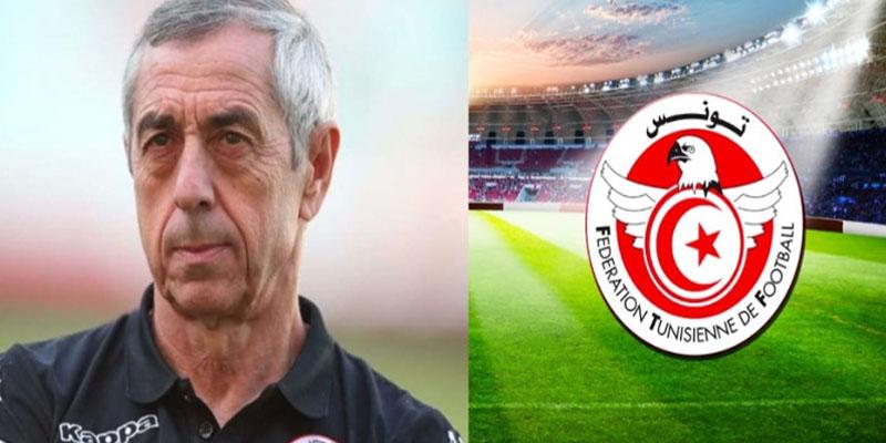 الجامعة التونسية لكرة القدم تفسخ عقد المدرب آلان جيراس