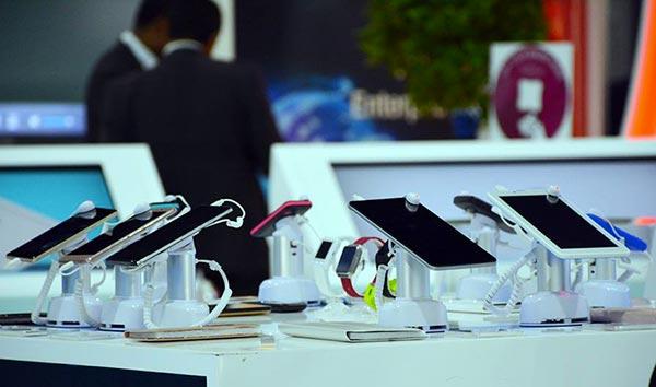 IKU a présenté sa nouvelle gamme de Smartphones au GITEX Dubai
