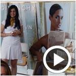 En vidéo : Dalhia Divin, le nouveau parfum de Givenchy, un fil d'or entre couture et parfum