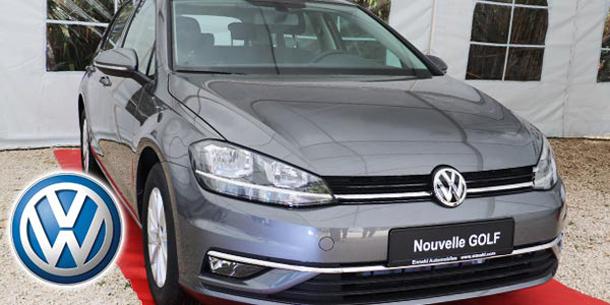 En vidéos : Découvrez la Nouvelle Golf Facelift de Volkswagen