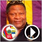 En vidéo : Alexis Vincent Gomes présente la conférence All Africa 2014 des Lions Club