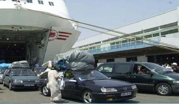 Fini le débarquement de bagages sur le toit de tout véhicule au port de la Goulette