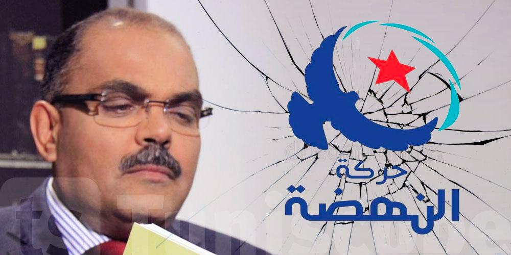 النهضة توضّح استقالة محمد القوماني