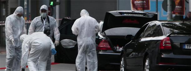 Grèce: enquête après l'attentat contre un ex-Premier ministre