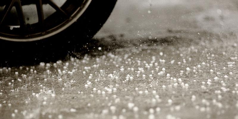 Météo du Weekend : Des chutes de grêle par endroits, aujourd'hui