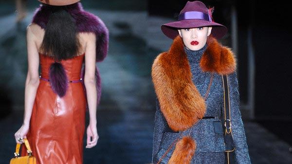 دار ''غوتشي'' للأزياء تتوقف عن استخدام الفراء
