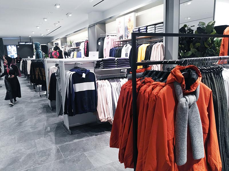 H&m ouvre son premier magasin H&m en Tunisie à Tunis City