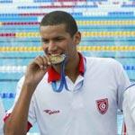Oussema Mellouli : Meilleur sportif de l'année