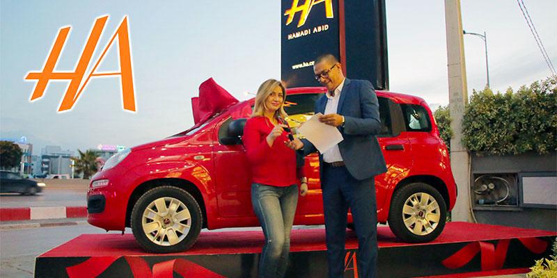 En vidéo : Pour sa fidélité, HA lui offre une voiture