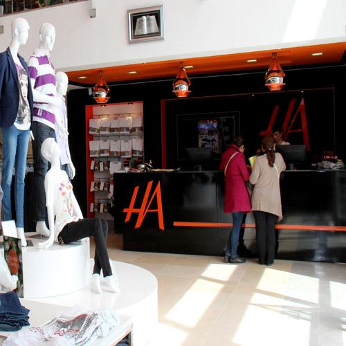 Un nouveau magasin HA sur la route de la Marsa