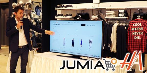 En vidéo : Tout sur le partenariat e-boutique entre HA et JUMIA
