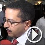 Déclarations de Habib Khedher suite à la levée de la séance plénière
