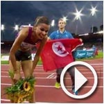 En vidéo-Diamond League de Zurich : Habiba Ghribi remporte le 3000m steeple