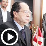 En vidéo : Noureddine Hached officiellement candidat à la Présidence